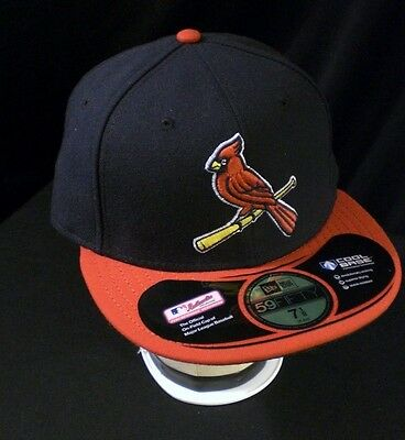 super popular a2ef5 e2874 ST. LOUIS CARDINALS New Era MLB On Field Authentic Collection 59FIFTY  Fitted Hat