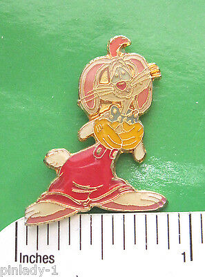 ROGER RABBIT  - hat pin , hatpin , lapel pin , tie tac GIFT BOXED