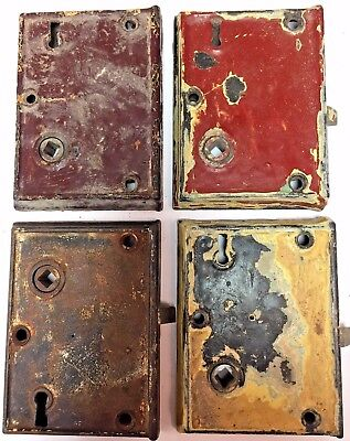 Vintage Locks- Lot of 4