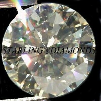 Starling®Diamonds  Lupenrein River Wertvoll  If River 0,025 Ct