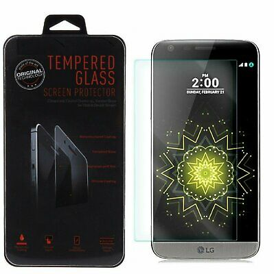 Premium Tempered Glass Screen Protector Film For LG G5
