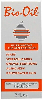 Bio Oil for Scars Stretch Marks Uneven Skin Tone 60 ml/ 2 fl. oz.