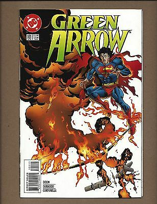 Green Arrow #101 (Death of Oliver Queen)  NM-