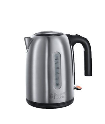 Russell Hobbs 20431AU York Brushed Stainless 1.7L Kettle