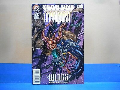 BATMAN: LEGENDS OF THE DARK KNIGHT Annual #5 1995 DC Comics Uncertified 68 PAGES