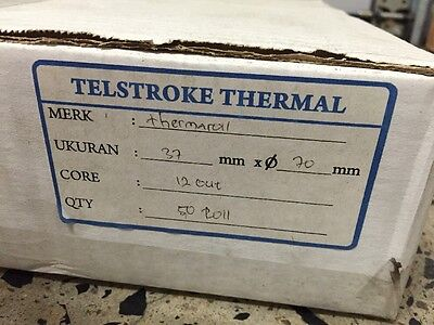 Purchase Direct From Importers: Thermal Rolls 37mm X 70 mm X 12 mm