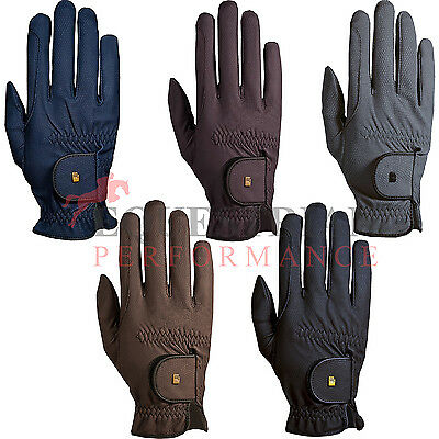 Roeckl Roeck Grip Gloves - Horse Riding Gloves 5 Colours In Stock