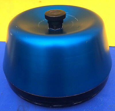 BECKMAN J-LITE JLA-10.500 FIXED ANGLE ROTOR 6 x 500 mL 10,000 rpm FREE SHIP