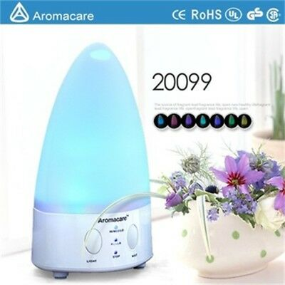 Aromatherapy Essetntial Oil Diffuser Home Ultrasonic Container Make of PP+ABS