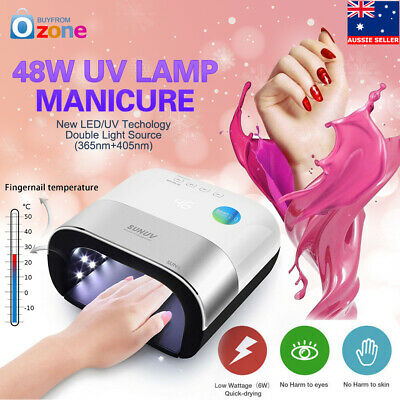 48W Sun3 Smart 2.0 Led UV Nail Light Nail Dryer Lamp Manicure