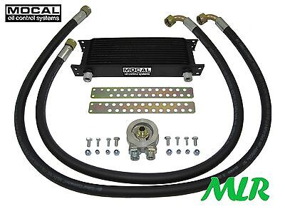 Vw Polo G40 Gt Gti Coupe 16V S 13 - 19 Row Mocal Engine Oil Cooler Kit Sp