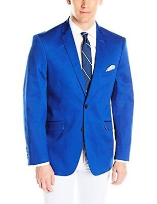 U.S. Polo Assn. Mens Tailored Stretch Cotton Sport Coat- Pick SZ/Color.