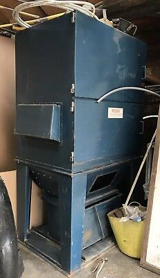 Filtex Wood Work Dust Extractor Unit 3 Phase Made in England Woodworking