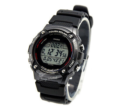 -Casio WS200H-1B Digital Watch Brand New & 100% Authentic