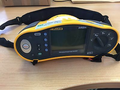 FLUKE 1652 Multifunction Tester With Leads And Case