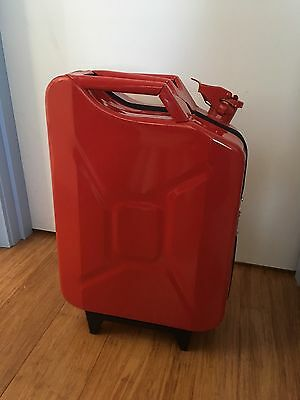 Jerry Fuel Can Travel Case Overnight Bag