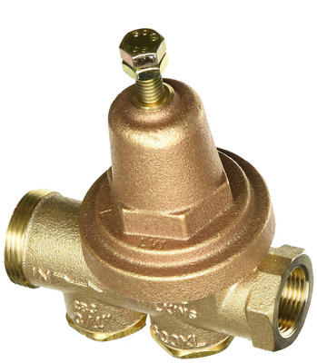 "Zurn 34-600XL Wilkins Water Pressure Reducing Valve 3/4"" Lead Free"