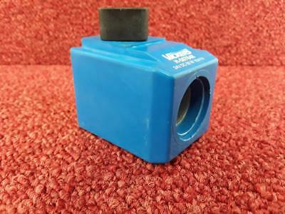 Eaton Vickers Cetop 3 / NG6 Hydraulic Valve Solenoid Coil 24VDC 30W