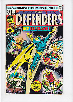 Defenders #28 vf/nm