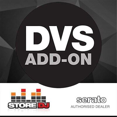 Serato DVS Expansion Pack for Serato DJ & AMX Users (Serial)