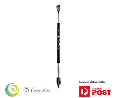 100% Authentic ANASTASIA BEVERLY HILLS Double-Ended Angled Brow Brush #7B