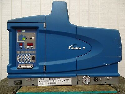 Nordson Problue 7 Hot Melt Adhesive Application System 1022233A 1/3 Ø 200-240V