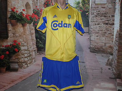 Brondby Kobenhavn If 2004/06 Adidas Size S/m Home Kit Shirt + Shorts Codan