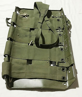 Canadian Military Army Pioneer Parachute Pack Board