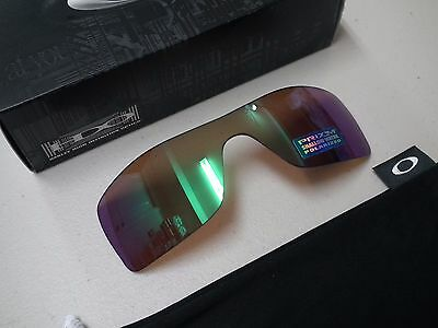 Authentic Oakley Batwolf KVD Polarized Prizm Shallow Water Replacement Lens