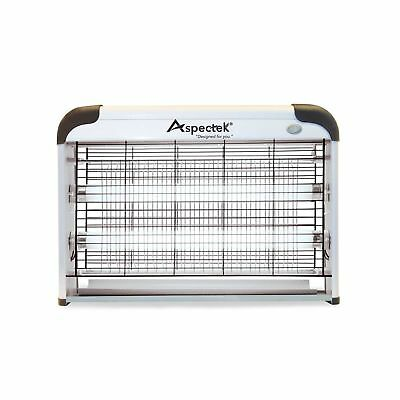 Aspectek HR292-1 Electronic Bug Zapper Indoor Insect Killer 20W New
