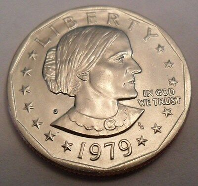 1979 S Susan B. Anthony (SBA) Dollar Coin   SDS   **FREE SHIPPING**