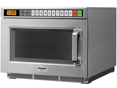 Panasonic NE-12523 Pro I Commercial Microwave Oven, 1200 Watts