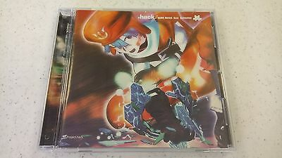 ULTRA RARE USA .hack// Game Music Best Collection Soundtrack CD Score Geneon