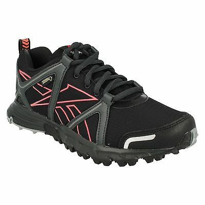9d8915f08bad3b Ladies Reebok One Sawcut Gtx Gore Tex Lace Up Walking Running Trainers Shoes