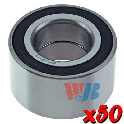 50 x New Front Wheel Bearings WJB WB510015 Cross 510015 FW153 Wholesale Lot
