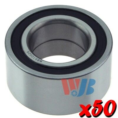 50 x New Front Wheel Bearings WJB WB510029 Cross 510029 FW177 Wholesale Lot