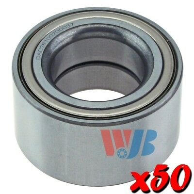50 x New Front Wheel Bearings WJB WB510055 Cross 510055 FW178 Wholesale Lot