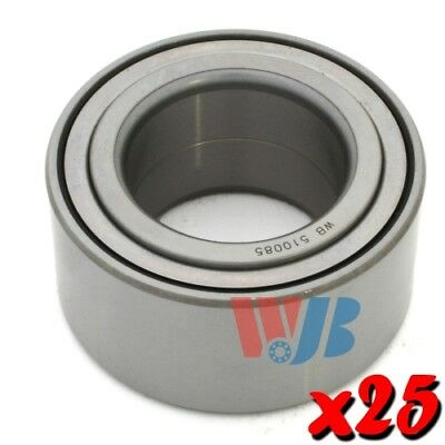 25 x New Front Wheel Bearings WJB WB510085 Cross 510085 FW207 Wholesale Lot