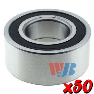 50 x New Front Wheel Bearings WJB WB510069 Cross 510069 FW198 Wholesale Lot