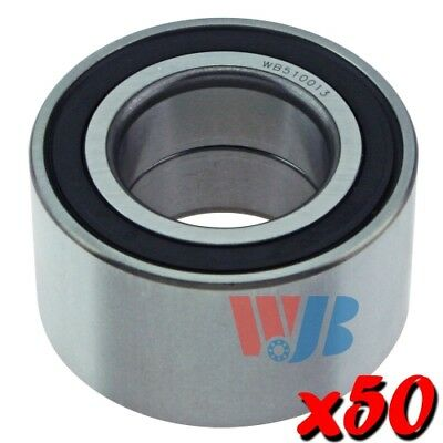 50 x New Front Wheel Bearings WJB WB510013 Cross 510013 FW144 Wholesale Lot