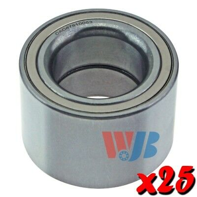 25 x New Front Wheel Bearings WJB WB510028 Cross 510028 FW155 Wholesale Lot