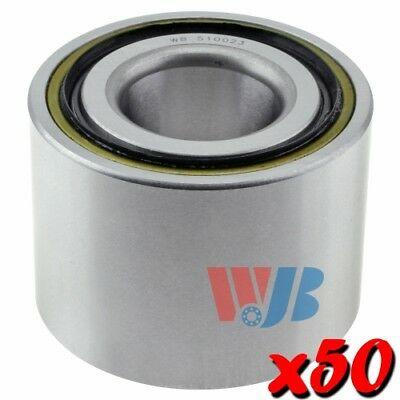 50 x New Wheel Bearing WJB WB510023 Cross 510023 FW126 Wholesale Lot