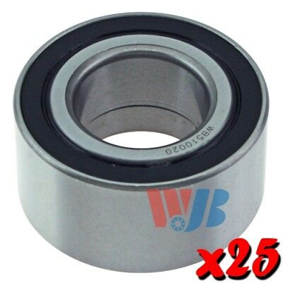 25 x New Rear Wheel Bearing WJB WB510020 Cross 510020 FW168 Wholesale Lot