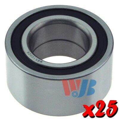 25 x New Front Wheel Bearings WJB WB510029 Cross 510029 FW177 Wholesale Lot