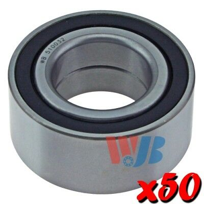 50 x New Front Wheel Bearings WJB WB510032 Cross 510032 FW169 Wholesale Lot