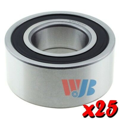 25 x New Front Wheel Bearings WJB WB510069 Cross 510069 FW198 Wholesale Lot