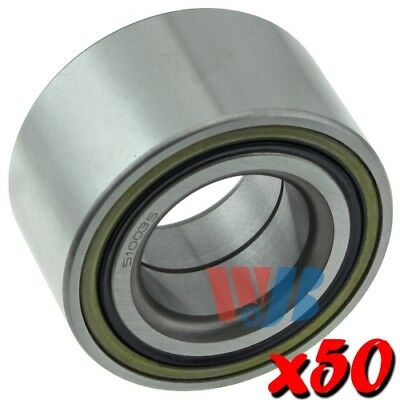 50 x New Front Wheel Bearings WJB WB510035 Cross 510035 FW164 Wholesale Lot