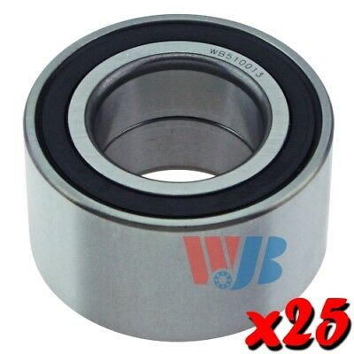 25 x New Front Wheel Bearings WJB WB510013 Cross 510013 FW144 Wholesale Lot