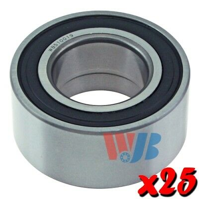 25 x New Rear Wheel Bearing WJB WB510019 Cross 510019 FW137 Wholesale Lot