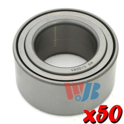 50 x New Front Wheel Bearings WJB WB510085 Cross 510085 FW207 Wholesale Lot